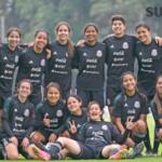 La Selección Mexicana Femenil Sub-20 pasa por una mala racha