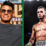 Previa Emanuel Navarrete contra Christopher Díaz