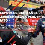 F1| Tras ocho carreras la lucha Red Bull- Mercedes continua en Austria