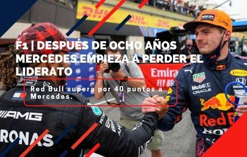 Red bull vs Mercedes